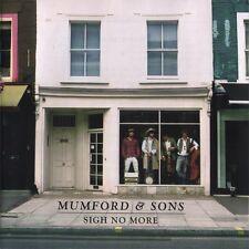 Mumford & Sons – Sigh No More CD 2009 neuf / new