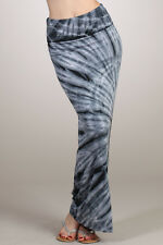 BNWT CHATOYANT Size XS Womens Sun Circle Summer Hand Tie Dye Maxi Skirt