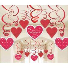 Globos de fiesta color principal rosa corazón