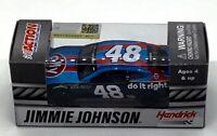 "2020 1/64 #48 Jimmie Johnson "" Ally Darlington Throwback"" Camaro ZL1 SD Shipp"
