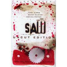 Saw DVD 2004 Cary Elwes Danny Glover 2 Disc Special Edition