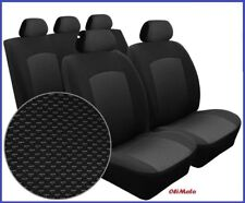Tailored Full Set Seat Covers For Vauxhall Corsa D 2006-2014 (unsplit rear base)