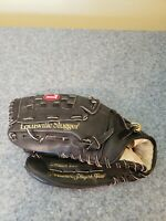 Louisville Slugger TPS GTPS-6F 13.5in Flex Web Leather Glove Left Hand Throw