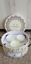 Penhaligon's 3 X 70g Tea Candle Collection Box Brand NEW ❤🌸