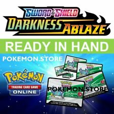 50 Darkness Ablaze Codes Pokemon TCG Online Booster PTCGO by EMAIL / INGAME FAST