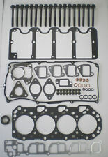 FOR ISUZU TROOPER BIGHORN OPEL MONTEREY 3.0 DTi 4JX1 HEAD GASKET SET BOLTS