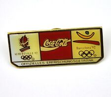 COCA-COLA COKE EE.UU. Solapa Pin PIN BADGE Broche - BARCELONA '92