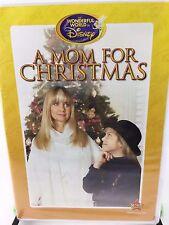 NEW Wonderful World of Disney A Mom For Christmas DVD Olivia Newton John Sealed