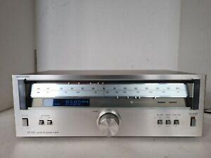Sony ST-515 FM-AM Program Tuner