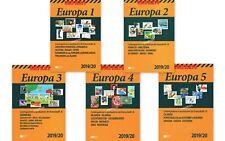 OFFERTA UNIFICATO CATALOGO EUROPA VOLUME 1 - 5 2019/2020 NUOVO
