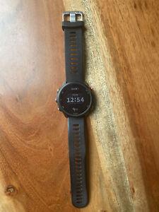 GARMIN FORERUNNER 245 MUSIC running smart watch Laufuhr black