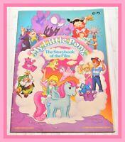 ❤️My Little Pony G1 Merchandise VTG 1986 The Storybook of the Film Magazine❤️
