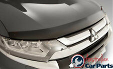 Bonnet Protector Clear Mitsubishi Outlander ZK 2015- Genuine New accessories