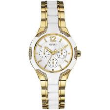 Relojes de pulsera fecha Lady de acero inoxidable