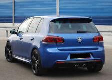 Diffusor Heckansatz r20 für VW Golf 6 VI R R-Line Heckschürze Heckstoßstange