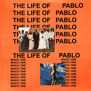 "KANYE WEST "" THE LIFE OF PABLO "" NEW LP VINYL"
