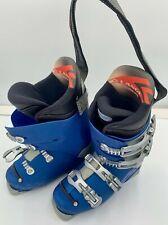 Lange World Cup 100 Team Junior Fit Custom Pro Power Plate sz 6 Ski Boots 291mm