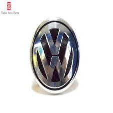 For Volkswagen Steering Wheel Badge Aluminum 43.9mm Emblems