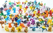 1-144pc Pokemon Mini Action Figures NEW Kids Monster Toys Gifts Cake Topper