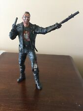 "McFarlane Toys, Terminator 2 T-800, Movie Maniacs 7"" Action Figure, Loose"