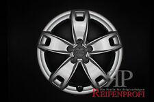 ORIGINALE Audi a3 8p GOLF 5 6 8p0601025bn set di cerchioni 17 pollici 914-b4