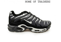 Nike air Max Plus Grey Silver 852630 001 Men's Trainers All Sizes(PTI)