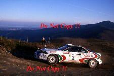 Juha Kankkunen Toyota Celica Turbo 4WD Rallye de Portugal 1994 Photograph 1