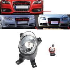 Left Bumper Foglight Fit For Audi S3 A3-S-Line 8P 04-13 A4 A4-SLine B7 8E 06-08