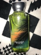Coconut Lime Breeze Shower Gel Bath And Body Works