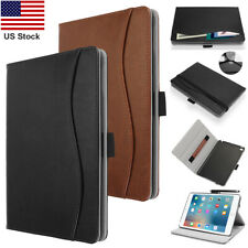 For iPad mini 5 4 Auto Wake Sleep Flip PU Leather Wallet Case Stand Smart Cover