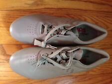 SAS 11.5 Extra Wide NWOB Women's 9.5 Men's Tan Free Time Oxford Leather  Shoes