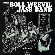 Boll Weevil Jass Band-Plays One More Time Again CD NEW