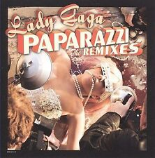 Lady Gaga : Paparazzi - The Remixes CD