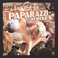 NEW - Paparazzi - The Remixes by Lady Gaga