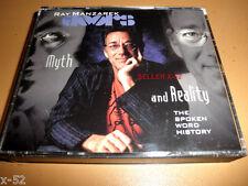 THE DOORS Myth and Reality CD Ray Manzarek JIM MORRISON spoken word history