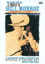 Legend Lives On, The: A Tribute To Bill Monroe (DVD, 2003, 2-Disc Set)