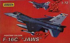 Intech 1/72 F-16C Fightinig Falcon USAF 480 TFS/52 TFW