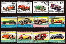 TOUT PAYS Voitures Renault 1902,Daimler 1834,Arow 1915 Stuzt bearcat 1914 60T6