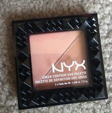 NYX Cheek Contour Duo Palette 05 Two To Tango CHEAPEST ON EBAY AND FREE POSTAGE!