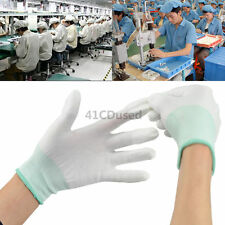 Pack of 3 Pairs Anti Static Working Gloves ESD Safe Gloves Antislip Worker