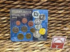 GRIEKENLAND GREECE OFFICIËLE EURO BU  SET 2005