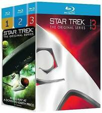 Star Trek: The Original Series - Seasons 1-3 (Blu-ray Disc, 2009, 20-Disc Set)
