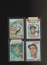 1970 Baseball 12 Card Lot Poor-VG