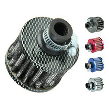 Random13mm Car Motor Cold Air Intake Filter Turbo Vent Crankcase Breather New