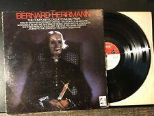 Bernard Herrmann Conducts Psycho And Other Film Scores Vinyl LP SPC 21151 NM