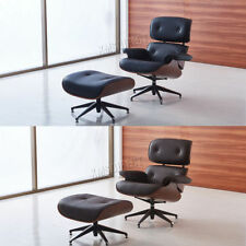 Leather Solid Pattern Modern Armchairs