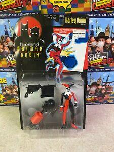 Kenner the Adventures of Batman and Robin HARLEY QUINN Figure NIP