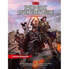 Sword Coast Adventurer's Guide by Wizards RPG Team (Hardback, 2015)