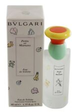 Bvlgari Petits et Mamans 1.4/1.3 oz  Eau de Toilette Spray For Women New In Box