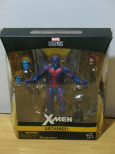 """Marvel Legends 6"""" 2018 Apocalypse BAF Deluxe Archangel Figure"""